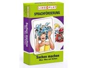 LingoCards Sachen machen, Wortschatz-Spiel, ab 5 Jahre