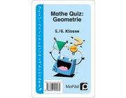 Mathe-Quiz: Geometrie, Kartenspiel, 5.-6. Klasse