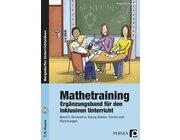 Mathetraining Band 2 - Ergänzungsband inkl. CD, 7.-8. Klasse
