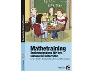 Mathetraining Band 2 - Ergänzungsband inkl. CD, 5.-6. Klasse