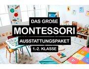 Montessori Grundausstattung für eine jahrgangsgemischte 1. bis 2. Klasse