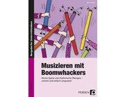 Musizieren mit Boomwhackers, Broschüre, 1.-4. Klasse