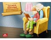 Kamishibai Bildkartenset - Opa und ich Hand in Hand, 4 bis 8 Jahre