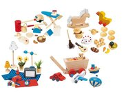 Puppenhaus-Accessoires, ab 3 Jahre