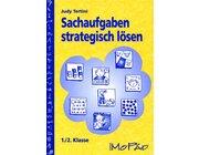 Sachaufgaben strategisch lösen, Buch, 1.-2. Klasse