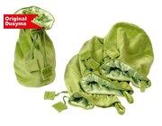 Samtbeutel grün, klein, 4 Stück