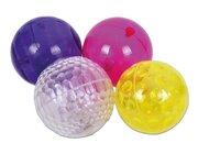 Set mit 4 Sensorik-Bällen mit Leuchteffekt, ab 3 Jahren