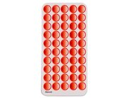 Tellimero Zahlen - Stickerbogenset rot