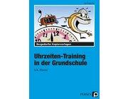 Uhrzeiten-Training in der Grundschule, Kopiervorlagen, 3.-4. Klasse