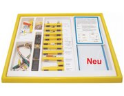 Elektrobaukasten 1.1 Grundlagen und Solartechnik - mit Einsatz und transparentem Deckel