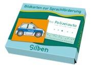 Bildkarten zur Sprachförderung: Silben. Neuauflage, Klasse 1, 3-6 Jahre