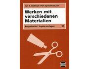 Werken mit verschiedenen Materialien, Kopiervorlagen, 1.-4. Klasse