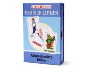 LingoCards Deutsch Lernen: Akkusativsätze bilden