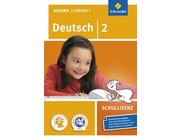 Alfons Lernwelt Deutsch 2 Schullizenz