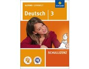 Alfons Lernwelt Deutsch 3 Schullizenz
