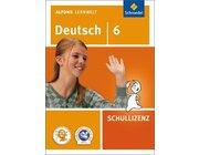 Alfons Lernwelt Deutsch 6 Schullizenz