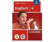 Alfons Lernwelt Englisch 4 Schullizenz