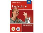 Alfons Lernwelt Englisch 6 Schullizenz