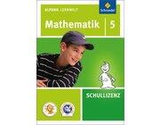Alfons Lernwelt Mathematik 5 Schullizenz, CD-ROM