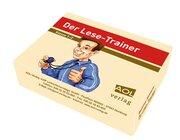 Lese-Trainer, Übungs-Kartei, 1.-2. Klasse