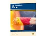 DaZ-Forscherheft: Feuer, Heft, 3.-4. Klasse