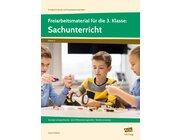 Freiarbeitsmaterial für die 3. Klasse: Sachunterricht, Buch mit Zusatzmaterial