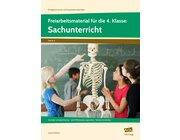 Freiarbeitsmaterial für die 4. Klasse: Sachunterricht, Buch