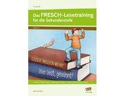 Das FRESCH-Lesetraining für die Sekundarstufe, Buch, 5.-7. Klasse