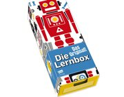AOL Lernbox DIN A8, Design: Roboter, 10er-Paket