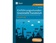 Einführungsstunden Grammatik Französisch Lj. 3-4, Buch, 8. bis 10. Klasse