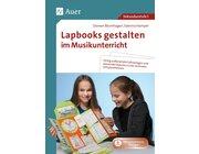 Lapbooks gestalten im Musikunterricht, Buch, 5. bis 8. Klasse