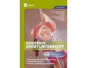 Moderner Sportunterricht in Stundenbildern 3/4, Buch inkl. DVD+CD