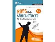Raps & Sprechstücke für den Musikunterricht, Buch, Klasse 5-6