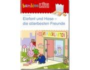 bambinoLÜK Elefant und Hase, die allerbesten Freunde, 2-4 Jahre