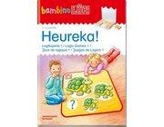 bambinoLÜK Heureka Logikspiele 1, Übungsheft, 4-6 Jahre