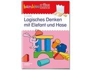 bambinoLÜK Logoisches Denken Elefant & Hase, Übungsheft, 3-5 Jahre