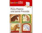 bambinoLÜK Pony Pepino und Freunde, Heft, 3-5 Jahre