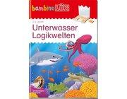 bambinoLÜK Unterwasser Logikwelten, Übungsheft, 3-5 Jahre