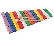Xylophon bunt, 13 Klangplatten, ab 4 Jahre