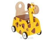 Schiebewagen Giraffe, ab 2 Jahre