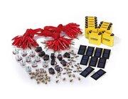 Elektro-Materialbox, 128-teiliges Gruppenset, 7-14 Jahre