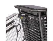 Elektroanschluss für 14 Laptops inkl. Kabelbinder