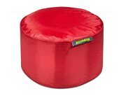 Indoor Hocker Dot rot, Höhe 30 cm, Durchmesser 50 cm