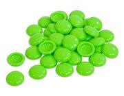 Beutel mit 250 Muggelsteinen, Ø 20 mm, grün, 3-10 Jahre