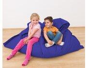 Riesensitzsack, blau, 140 x 180 cm, outdoorfähig, ab 3 Jahre