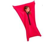 Tanzsack, rot, 155 x 70 cm, ab 13 Jahre
