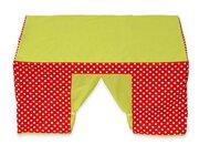 Tischzelt, 120 x 80 cm, Höhe 52 cm, 2-6 Jahre