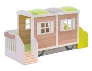EduCasa Kinder Bauwagen, ab 2 Jahren