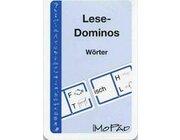 Lese-Dominos - Wörter