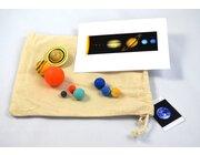 DIY-Kit Planeten Figuren, ab 4 Jahre